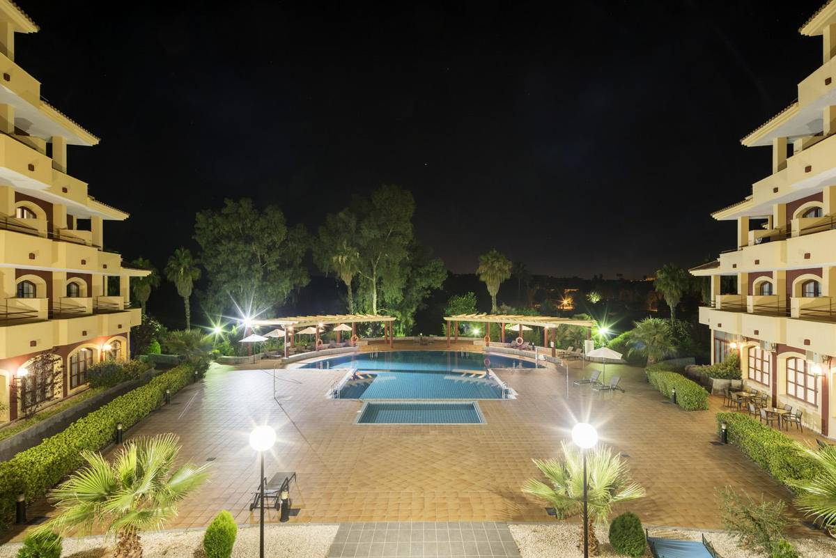 Swimmingpool ILUNION GOLF BADAJOZ