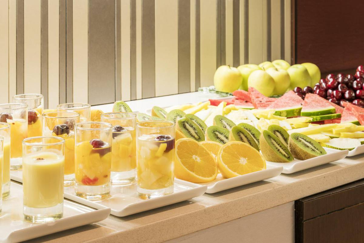 Breakfast Buffet ILUNION GOLF BADAJOZ